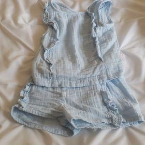 Linen 2pc outfit